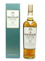 Macallan 15 years old