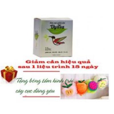 Trà thảo mộc giảm cân Vy & Tea - 15 gói